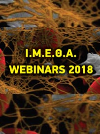 WEBINARS 2018 «EXCELLENCE IN THROMBOSIS»