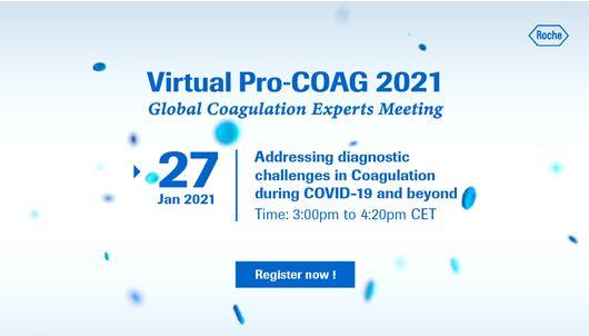 Register Now for Pro-COAG 2021 Virtual Event
