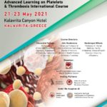 ALPIC 2021 – Advanced Learning on Platelets & Thrombosis International Course
